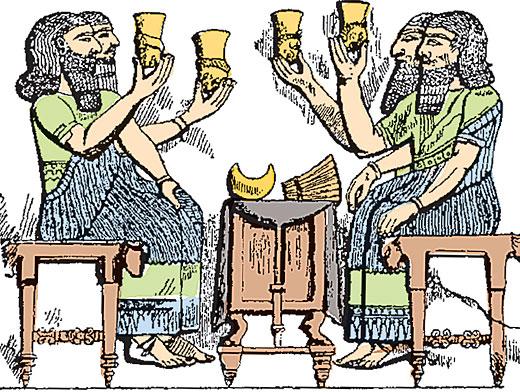 Жрецы Вавилона